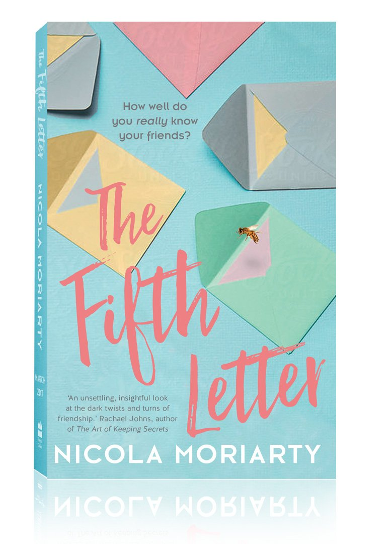 The Fifth Letter   Nicola Moriarty • Author